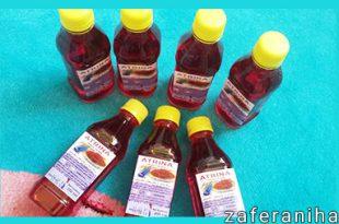 قیمت اصلی عصاره زعفران آترینا