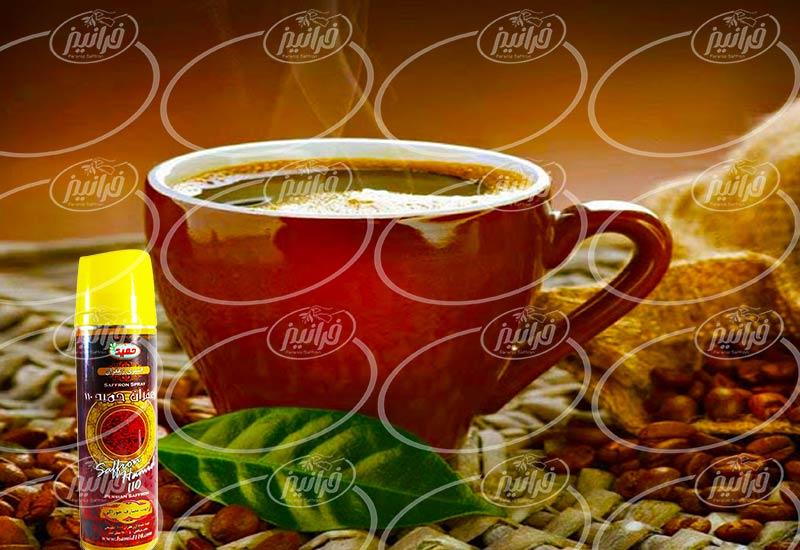 قیمت اسپری زعفران حمید برای شرکت های پخش