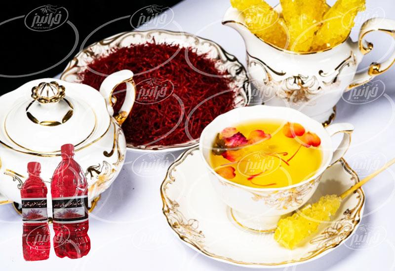 تنها سایت عصاره زعفران سحرخیزان باکیفیت