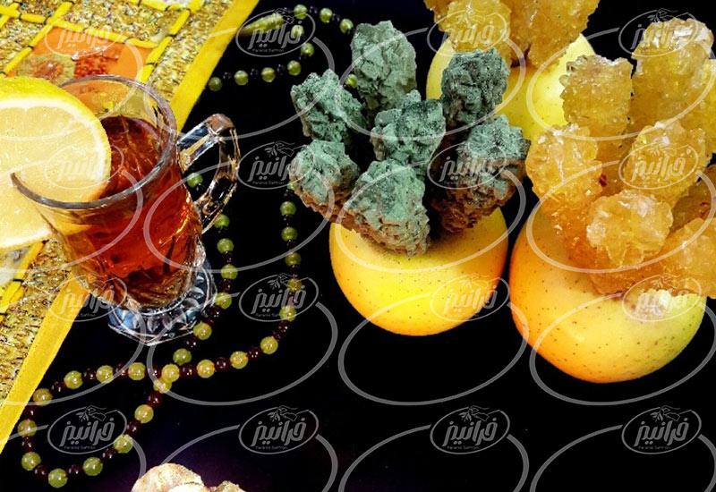 خرید زعفران فله ای درجه یک و صادراتی