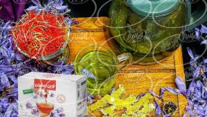 صادرات مرغوب ترین چای نوین زعفران از ایران