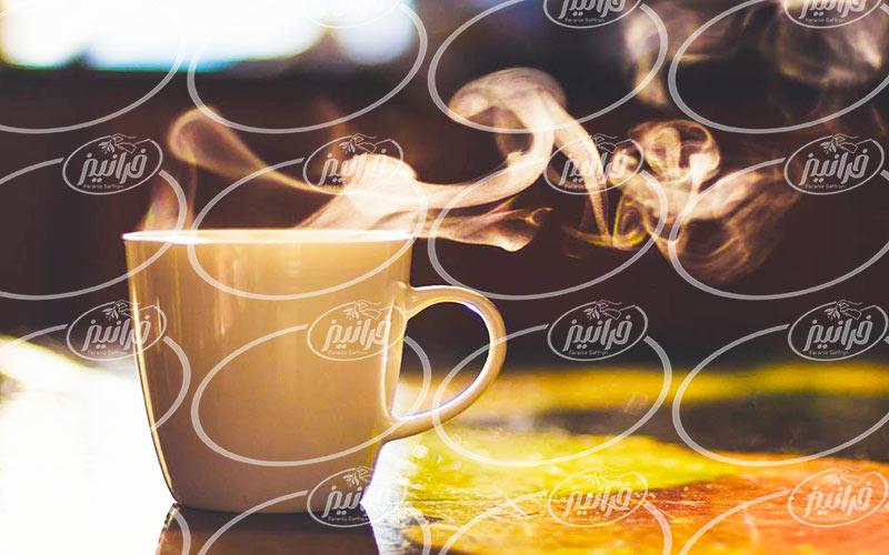 قیمت چای زعفران نیوشا در شرکت های توزیع کننده