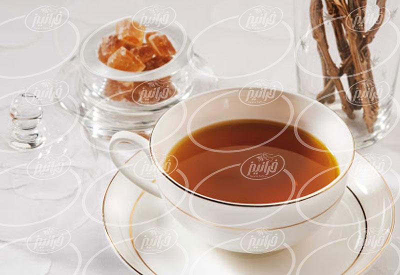 فوق العاده ترین چای زعفران شهری برای عرضه کنندگان