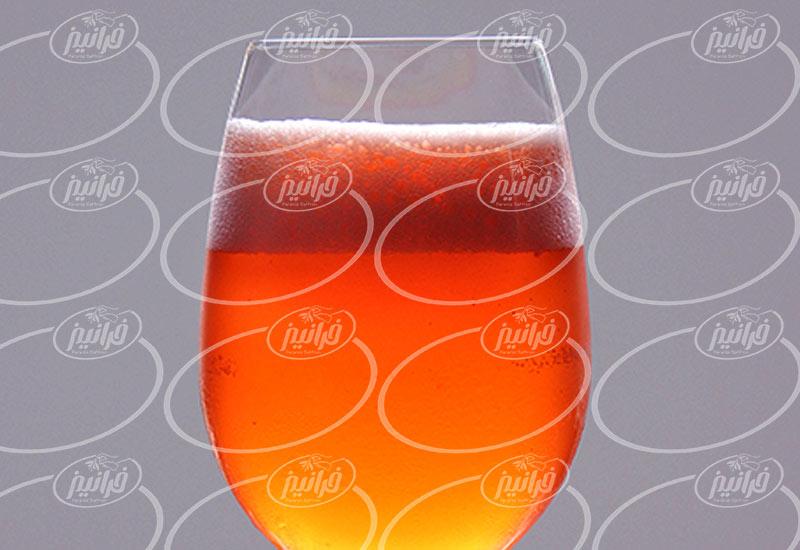 برنامه صادرات نوشیدنی زعفرانی اصلی