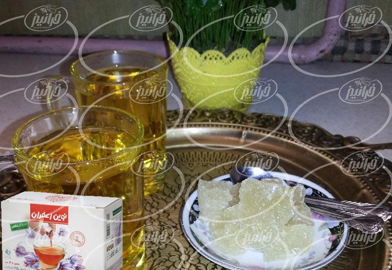 مهم ترین عناصر تعیین کننده قیمت دمنوش نوین زعفران