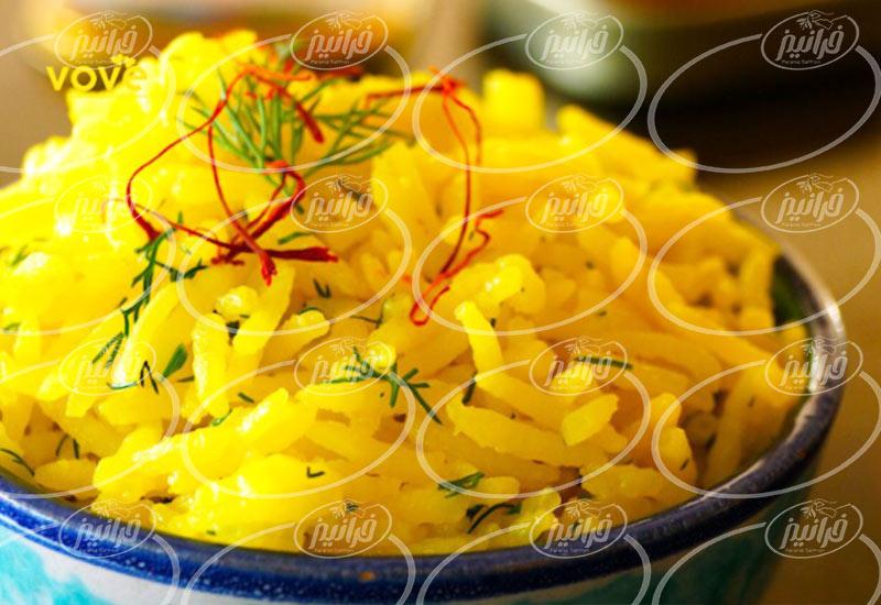 سایت خرید پودر زعفران تولید شده در ایران