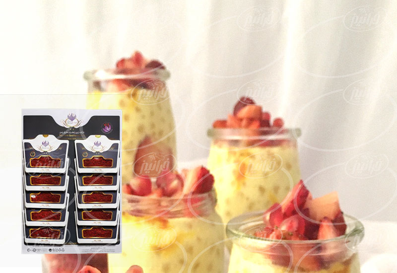 خرید پودر زعفران زرین ساییده شده مرغوب
