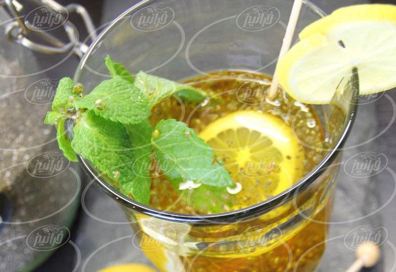 فروش محصولات بی نظیر پودر نوشیدنی زعفران
