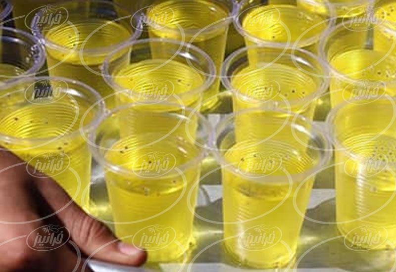 خرید شربت زعفران با برندهای معروف