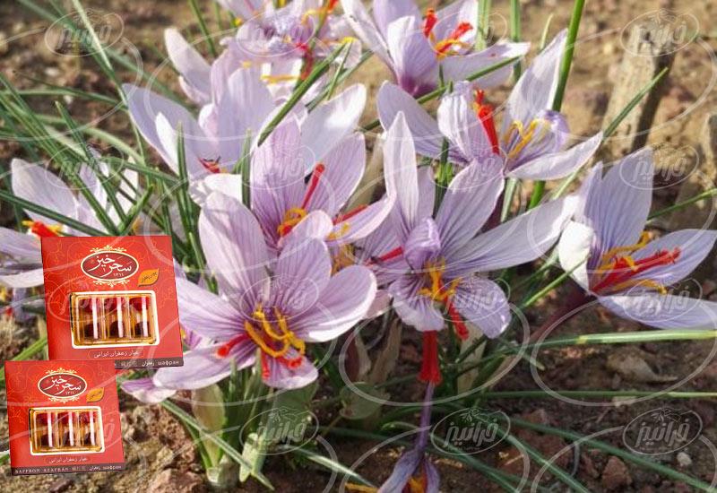 پکیج کامل اسپری زعفران سحرخیز