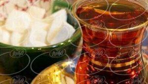 فرصت ویژه خرید اینترنتی چای زعفرانی اعلا