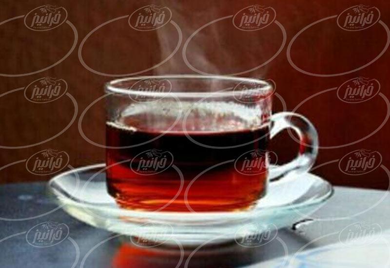 خرید چای کیسه ای زعفران خوش طعم