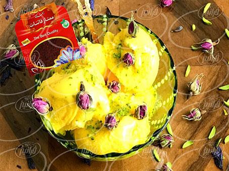سفارش پودر زعفران قاینات با درجه کیفی بالا