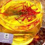 سفارشات دمنوش چای زعفران نیوشا باکیفیت