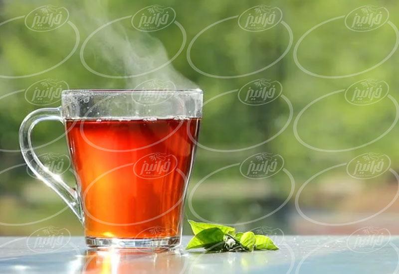 خدمات عالی مرکز فروش دمنوش زعفران یک گرمی