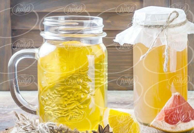 خریداری نوشیدنی زعفران لیمو با تخفیف ویژه
